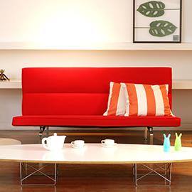 ゆったりくつろげるソファが欲しい